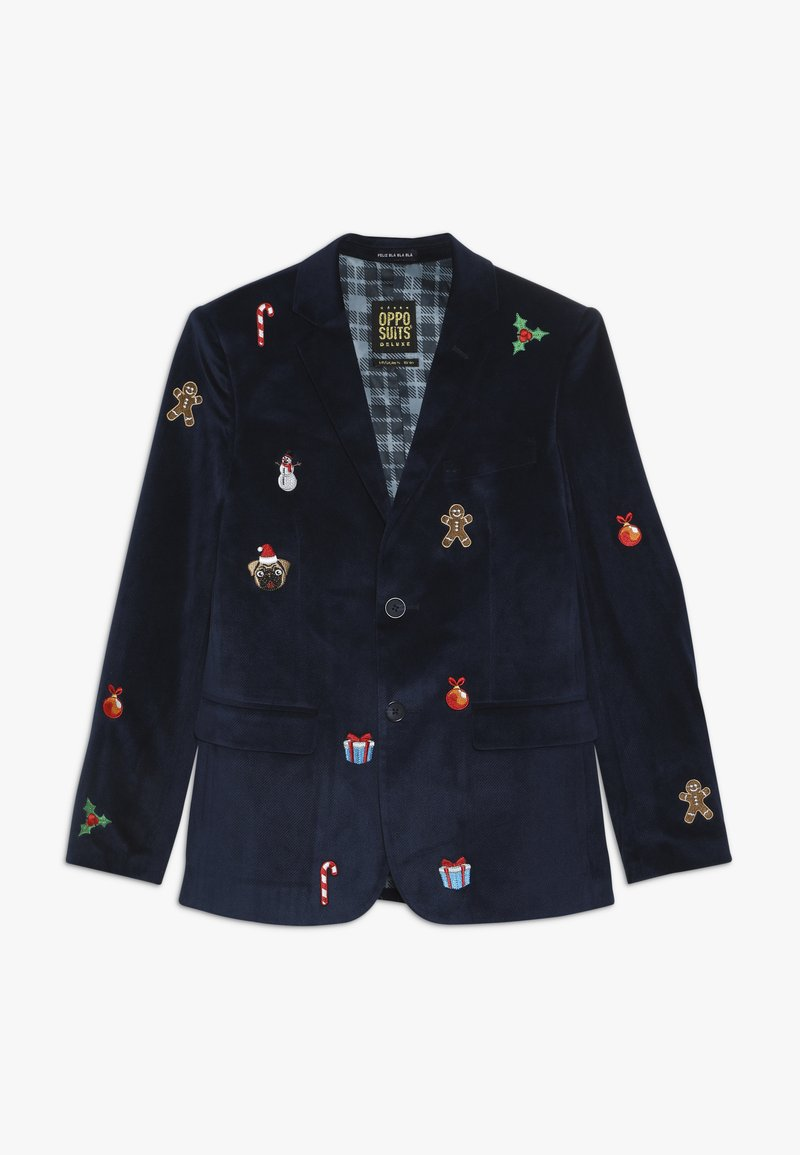 OppoSuits - TEENS X-MAS ICONS - Suit jacket - navy