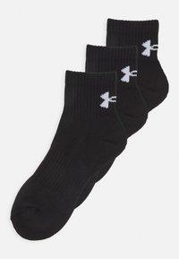 CORE 3 PACK - Sports socks - black