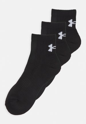 CORE 3 PACK - Sports socks - black