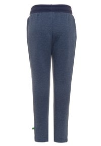 Fred's World by GREEN COTTON - SLIM FIt - Tracksuit bottoms - denim - 1
