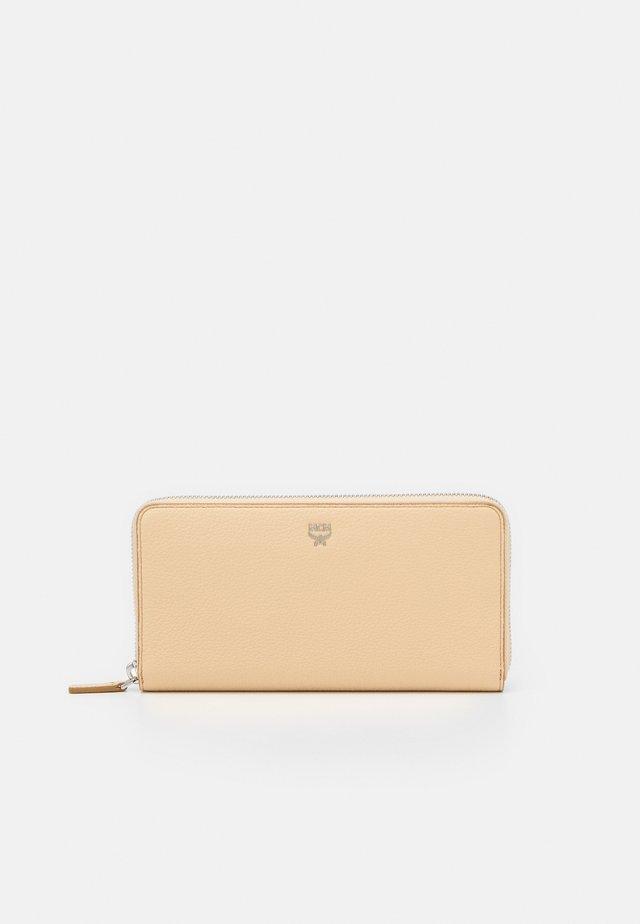 Wallet - latte beige