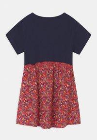 Lemon Beret - SMALL GIRLS - Jersey dress - dress blues - 1