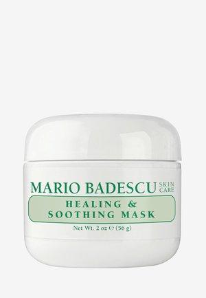 HEALING & SOOTHING MASK - Maschera viso - -