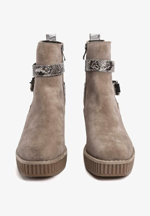 AGATIS - Ankle boots - sand