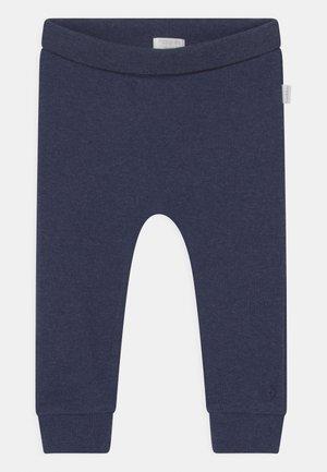 BABY COMFORT NAURAL UNISEX - Trousers - navy melange