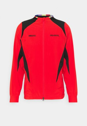 Giacca sportiva - chile red/black