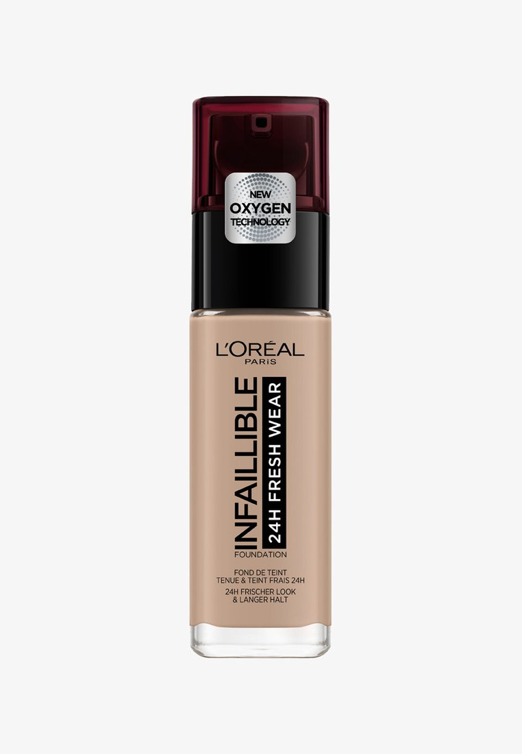 L'Oréal Paris - INFAILLIBLE 24H FRESH WEAR MAKE-UP - Foundation - 220 sand