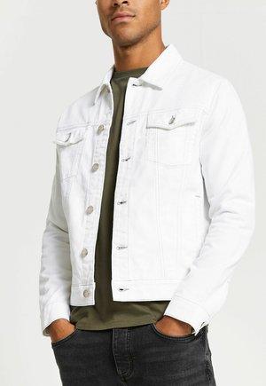 Denim jacket - white