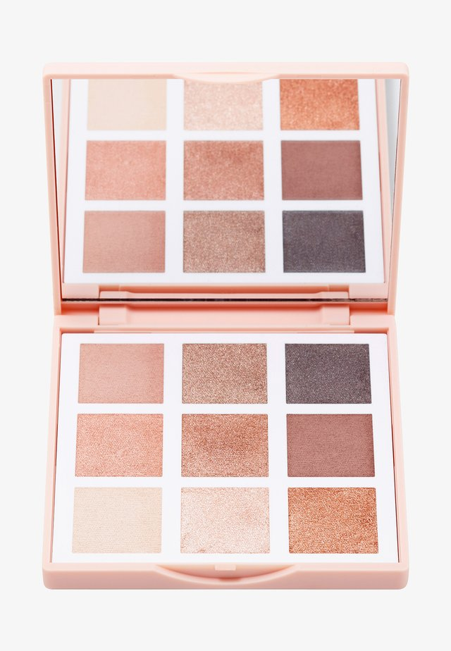 THE EYESHADOW PALETTE - Palette occhi - bloom