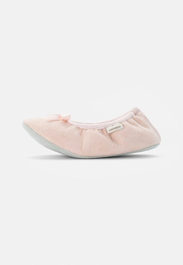 VARBERG - Chaussons - pink