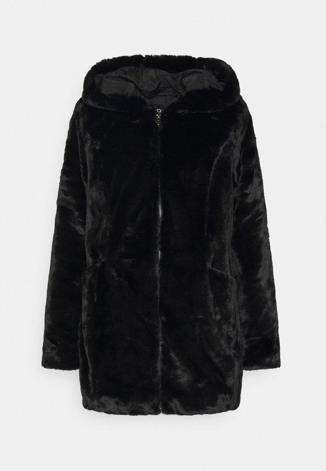 ONLMALOU COAT - Cappotto invernale - black