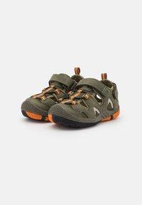 Pax - HAIK UNISEX - Walking sandals - green - 1