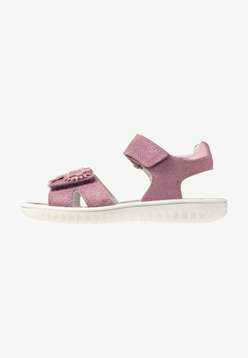 Superfit - SPARKLE - Sandals - lila
