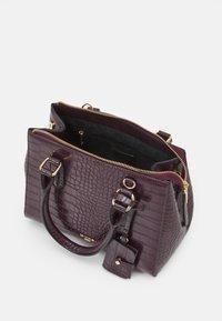 Dune London - DANVIE - Handbag - berry - 2