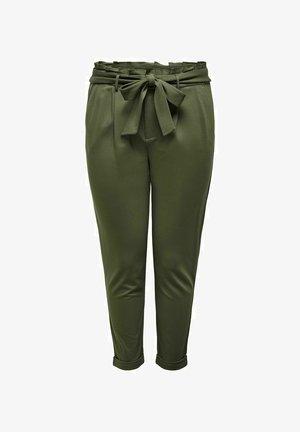 PAPERBAG - Trousers - kalamata