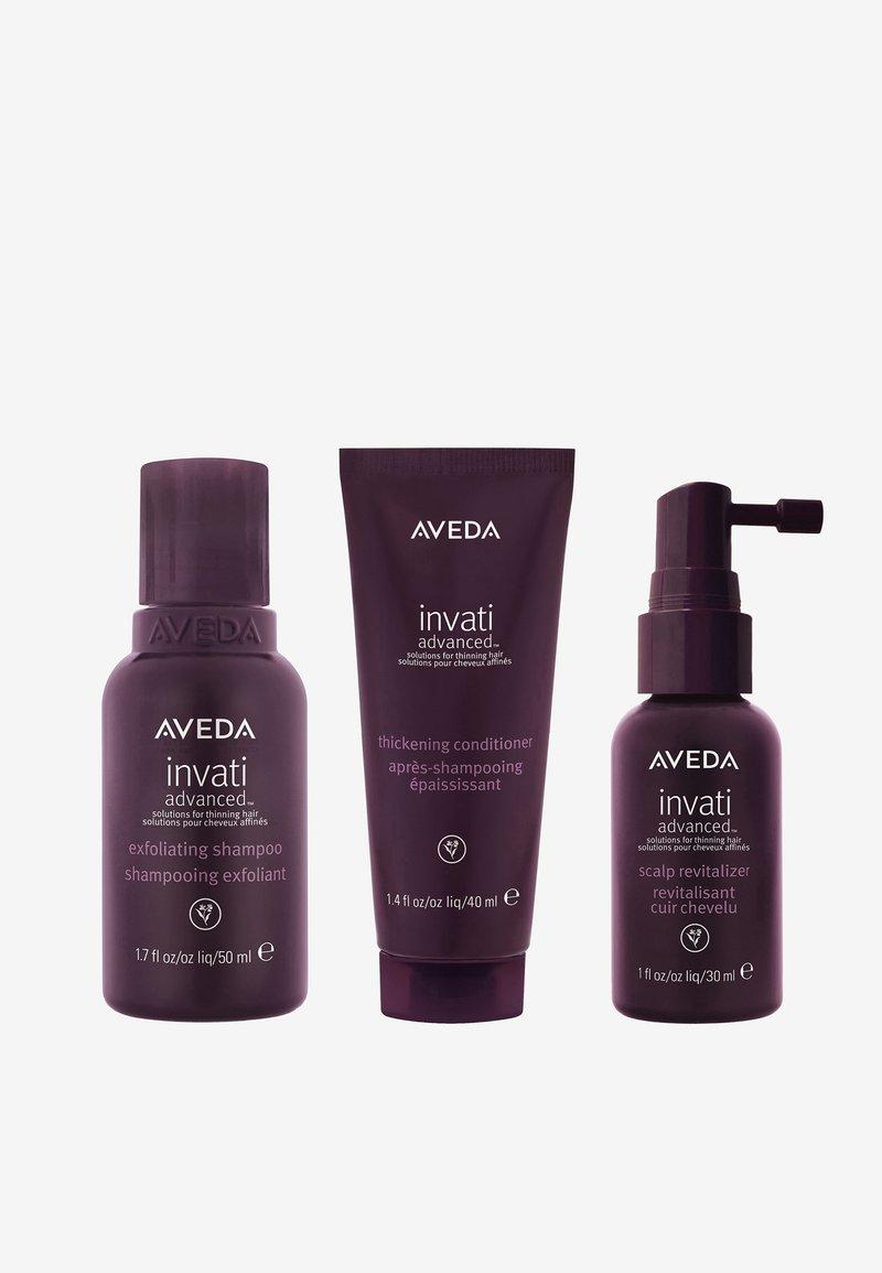 Aveda - INVATI ADVANCED LIGHT DISCOVERY SET - Hair set - -