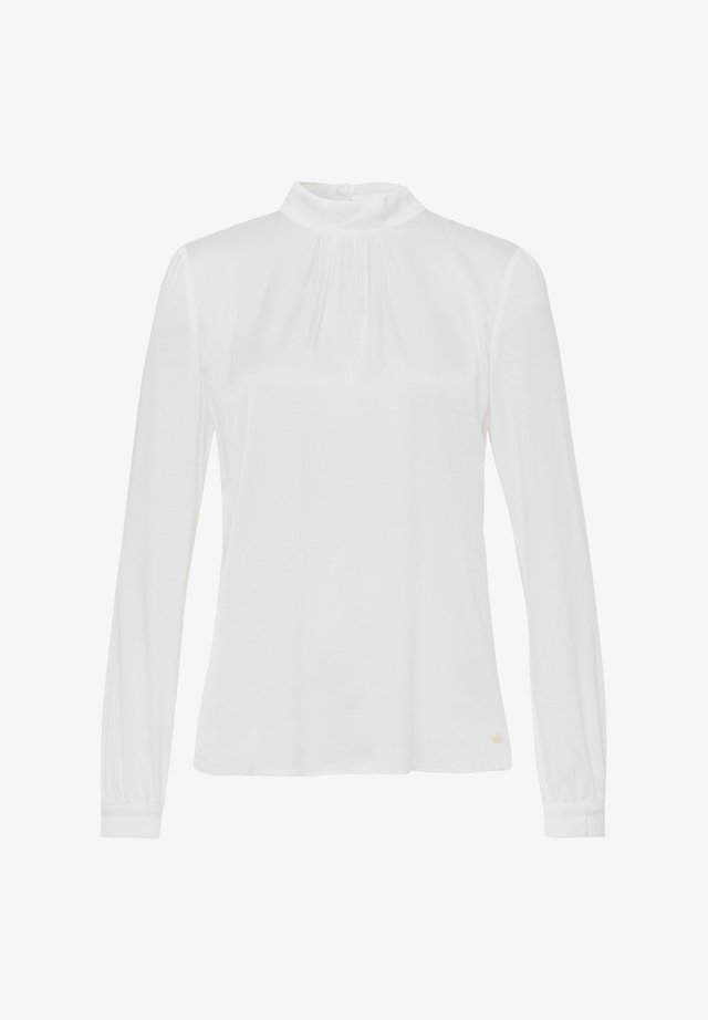 STYLE CAMILLA - Long sleeved top - offwhite