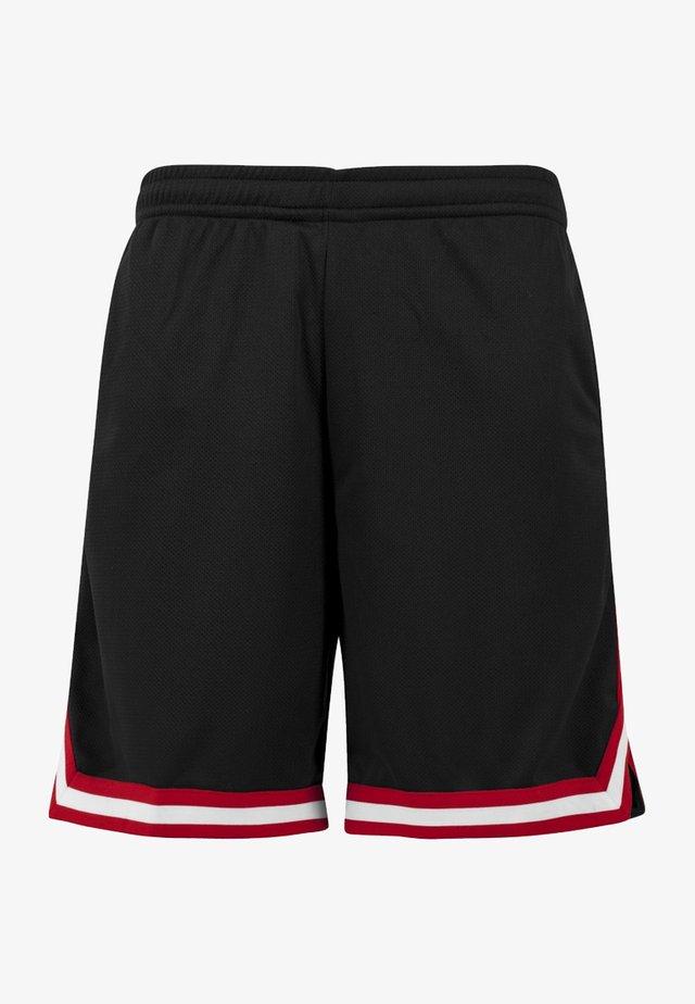 STRIPES - Pantalon de survêtement - black