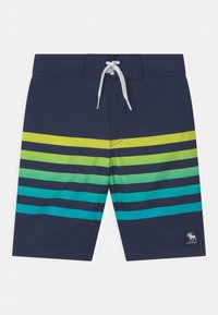 Abercrombie & Fitch - BOARD - Swimming shorts - blue - 0