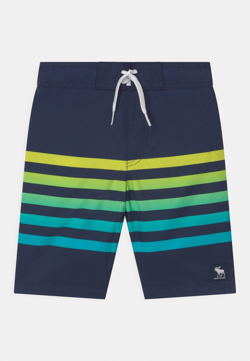 Abercrombie & Fitch - BOARD - Swimming shorts - blue