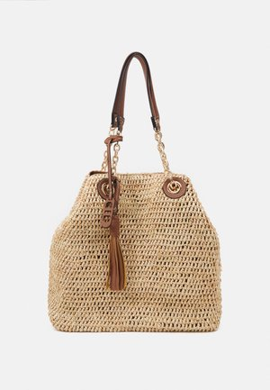 DESTINATION - Handbag - natural