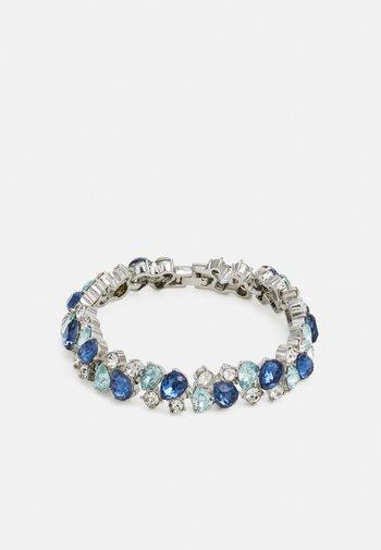 PCLALLAH BRACELET  - Bracelet - silver colour/blue