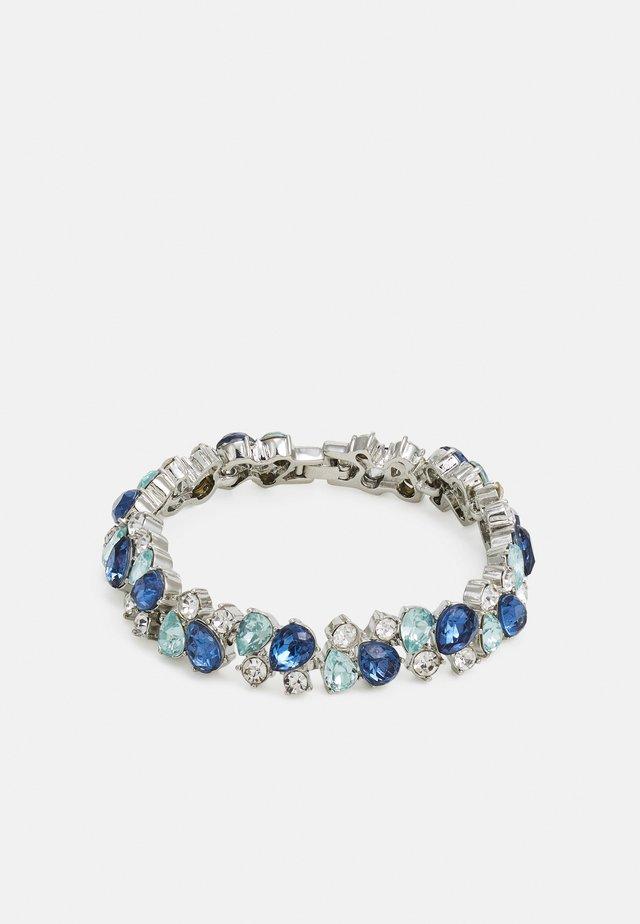 PCLALLAH BRACELET  - Bracciale - silver colour/blue