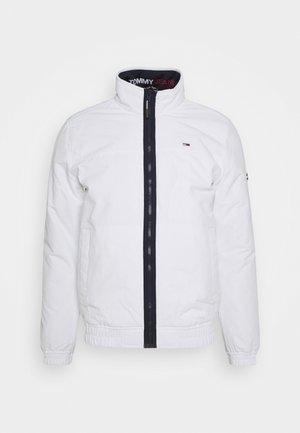 ESSENTIAL PADDED JACKET - Light jacket - white