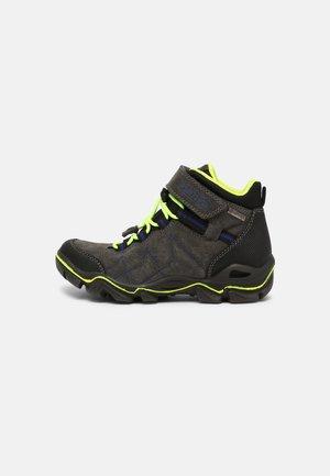 Kotníkové boty - grey/nero