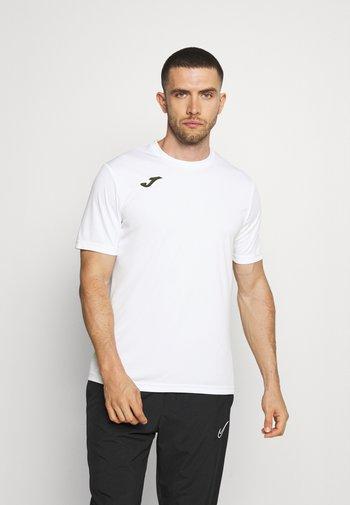 COMBI - T-shirt basic - white