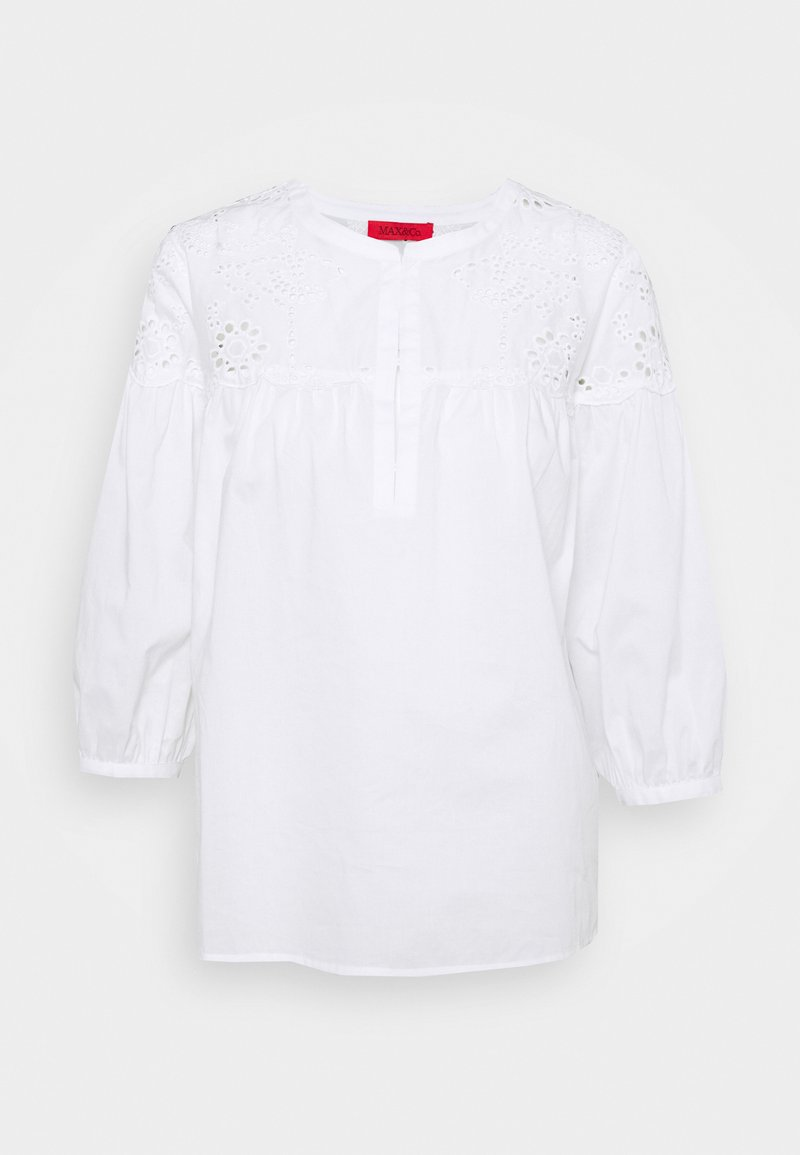 MAX&Co. - PIOVOSO - Blouse - ivory