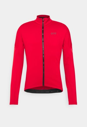 THERMO - Fleece jacket - red