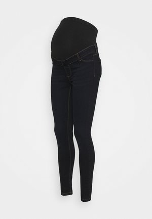 MATERNITY OVERBUMP EDEN - Jeansy Skinny Fit - ink