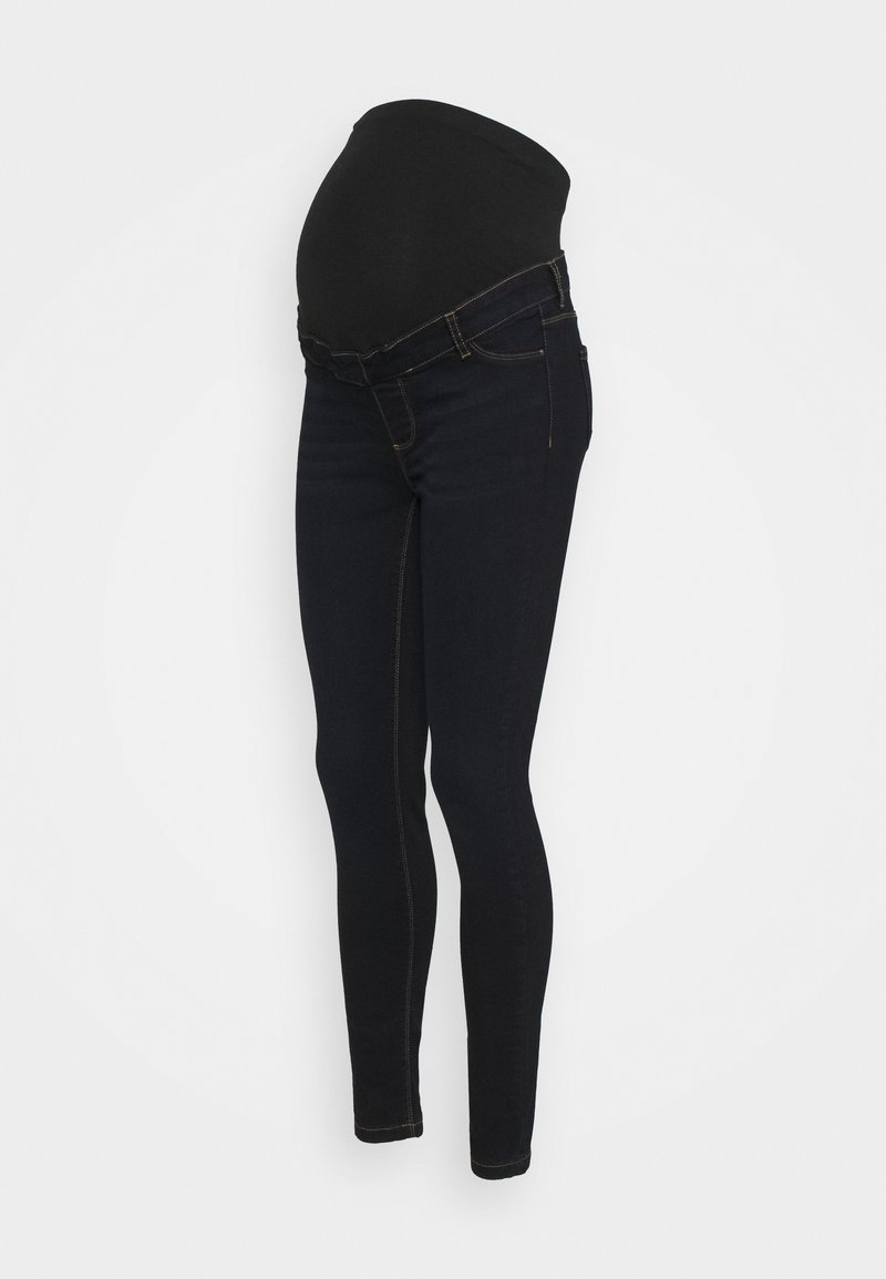 Dorothy Perkins Maternity - MATERNITY OVERBUMP EDEN - Jeans Skinny Fit - ink