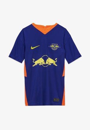 RB LEIPZIG 2020/21 STADIUM UIT VOOR KIDS - T-shirt z nadrukiem - concord/opti yellow