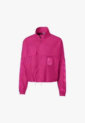 EVIDE TRACK JACKET  - Veste de survêtement - fuchsia purple