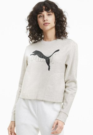 NU-TILITY - Sweatshirt - white