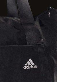 adidas Performance - TOTE BAG - Bandolera - black - 6