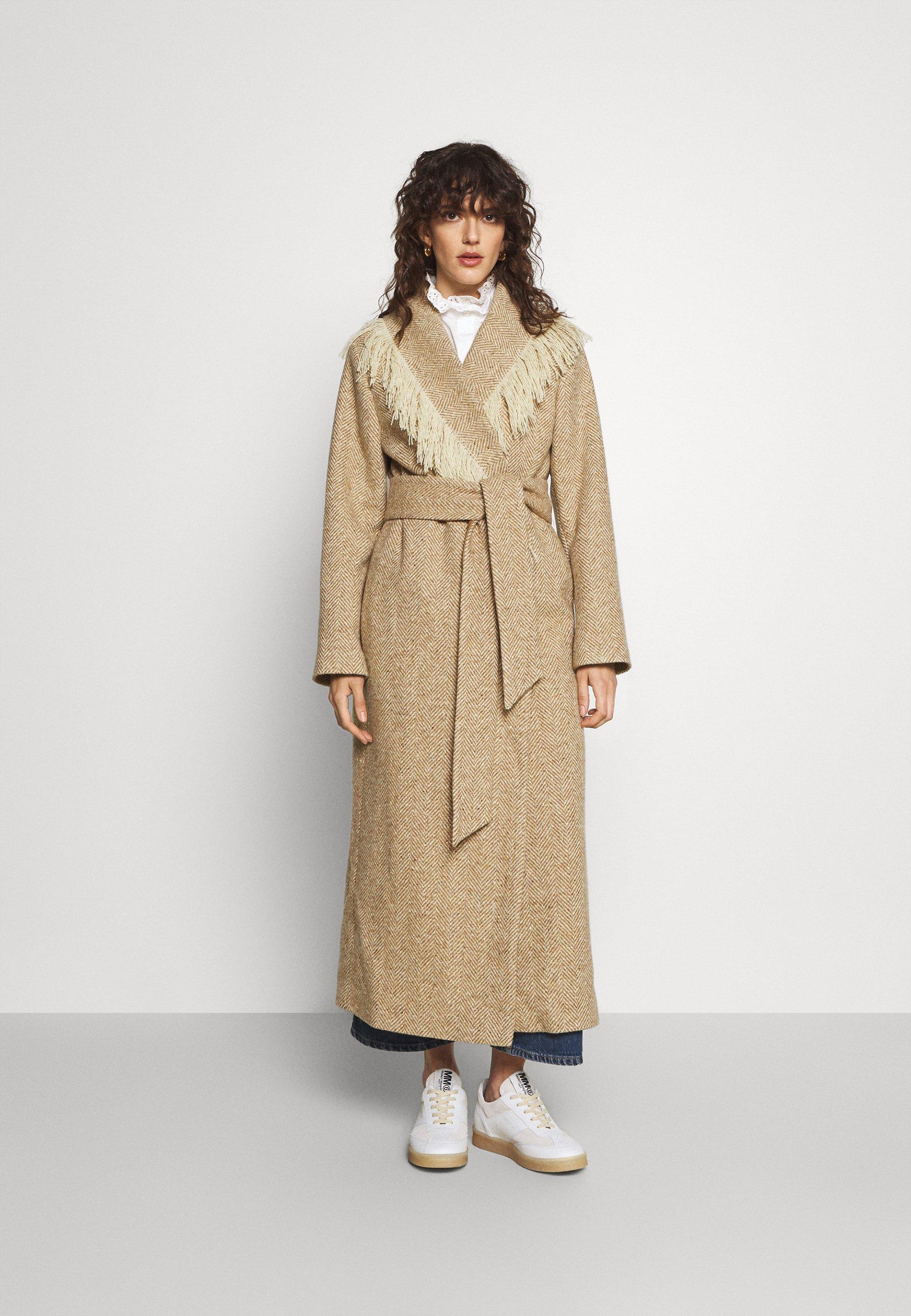 Women CAPPOTTO LUNGO CON CINTURA - Classic coat