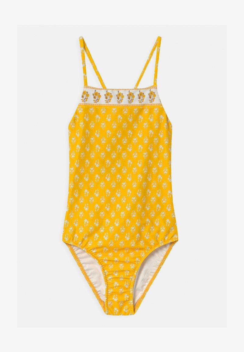 Seafolly - GARDEN BOUQUET - Swimsuit - marigold