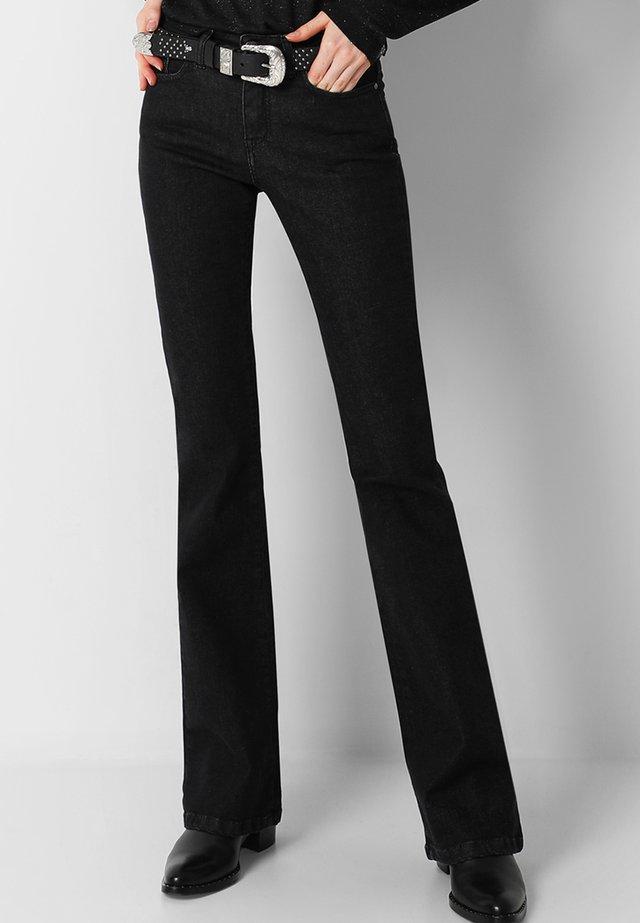 Jeans bootcut - grey