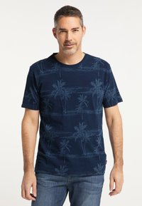 Pioneer Authentic Jeans - T-shirt print - indigoblue - 0