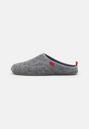DYNAMIC UNISEX - Kapcie - grey