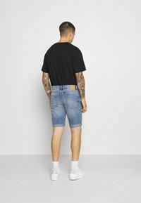 Only & Sons - ONSPLY LIFE BLUE  - Denim shorts - blue denim - 2