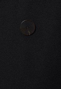 Theory - BELT COAT LUXE - Classic coat - black - 8