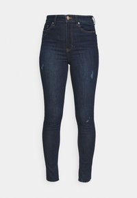 Marks & Spencer London - IVY - Jeans Skinny Fit - dark blue denim - 3