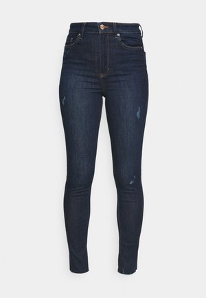 IVY - Skinny džíny - dark blue denim