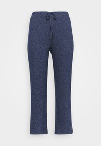 Evans - SOFT TOUCH PANT - Trousers - navy - 4