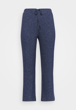 SOFT TOUCH PANT - Bukse - navy