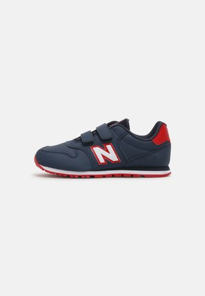 PV500NGN - Sneaker low - navy/red